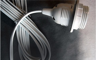 Single & Multi-Socket Light <br> Cord Kits