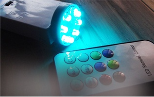 MoonBright LED Remote Controlled Lights for Lanterns
