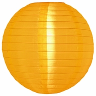 Gold Yellow Nylon Lanterns