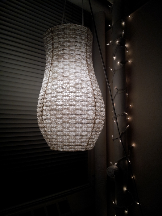 Lamp with Lighting Cord