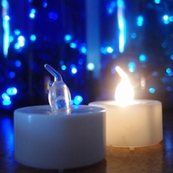 LED Battery Operated Tea Light Candles