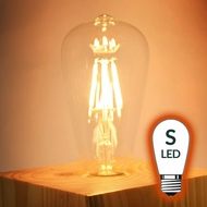 LED S-Style Light Bulbs (Sign / Straight Tube, ST)