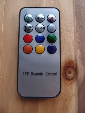 MoonBright™ Remote Control For 8LEDRMT-RGB/OMNILEDRMT-RGB LED Paper Lantern Light
