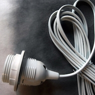 Single Socket Lamp Cord Kits for Lanterns