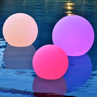 Waterproof Floating LED Rainbow Orbs