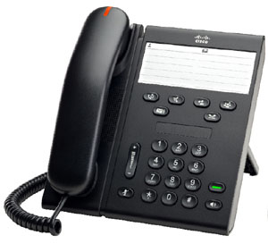 Cisco 6911 Unified IP Phone  (CP-6911-C-K9=#)