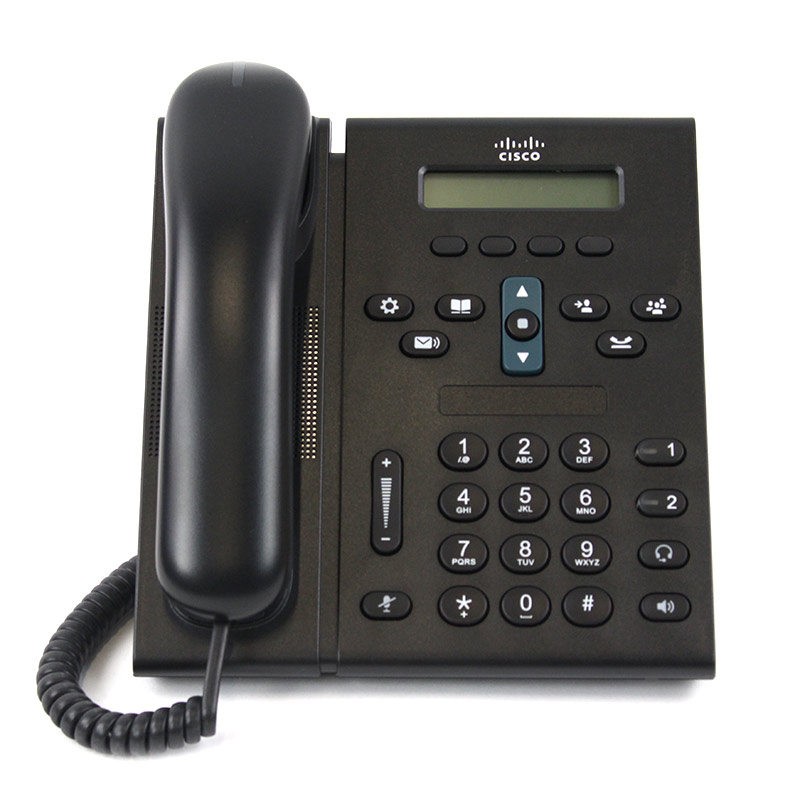 Cisco 6921 Unified Ip Phone Cp 6921 Cl K9