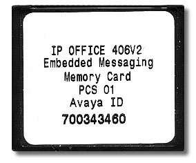 Embedded Voicemail for IP406 V2 and IP500 V1 (700343460)
