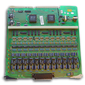 Executone Card STN-12 Port (15750-A_C