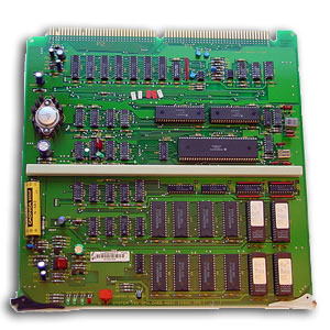 Executone Card, IDS, 108, CPU (19300)