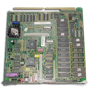 Executone Card, IDS 648 ACPU w Software - 21380-8