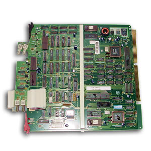 Executone Card, IDS, 648, Advance Fiber Mux (21670)