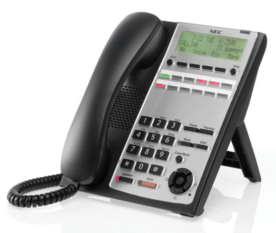 NEC SL1100 IP4WW-12TXH-B 12 Button Phone (1100061)
