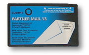 Partner VS Voice Mail 10 Mailbox Expansion R 1.0-3.0  (6108-300)