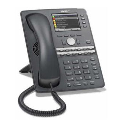 Snom 760 Phone Black (2795)