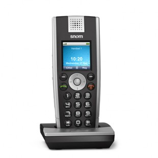Snom Additional M9R VoIP DECT Phone w/Charger (3102)