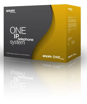 Snom ONE Yellow Edition - Up to 20 Users (SNOM2885)