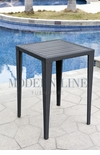 Wicker - All-Weather Collection- Bar Table