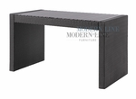 Black Wicker - All-Weather Collection - Bar Table
