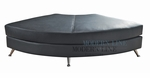 Modern Button Tufted - Mini Chaise Component (Made in USA)