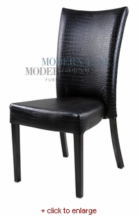 Contemporary Restaurant Chairs modern line furniture - commercial furniture - custom made