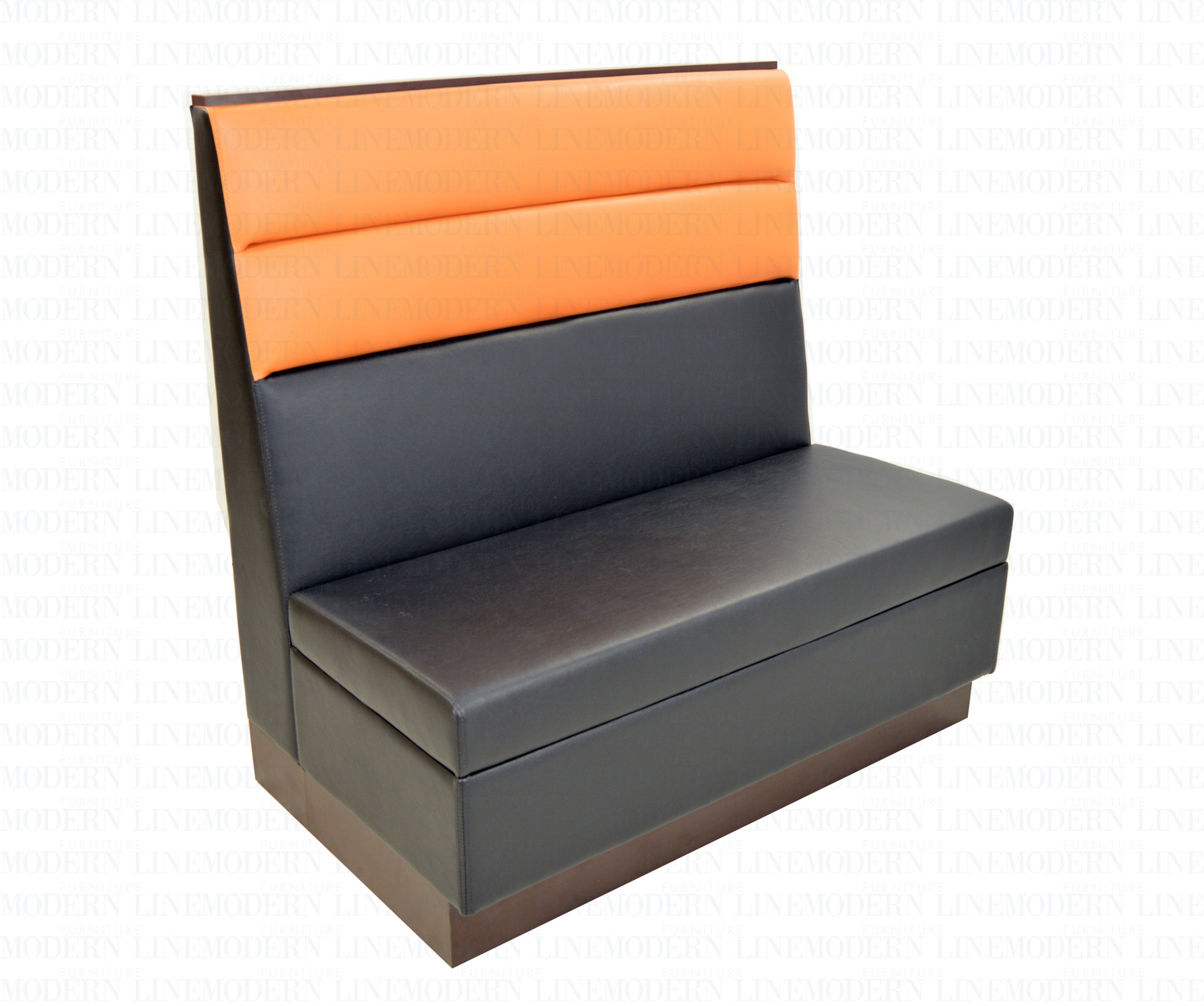 Restaurant furniture booths - Elegant Booth Fully Customizable