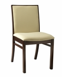 Leisure Restaurant Chair (Customize Seating and Frame)