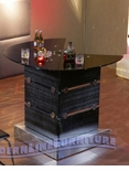 Modern Custom Mini Bar Table
