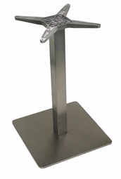 Universal Spider   Stainless Steel Low Profile Square Base (See All Sizes  Inside)