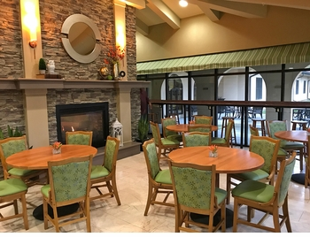 Tables and Chairs (Made in USA) - Restaurant Complete Interior Solution - 14