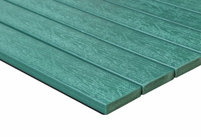 Teak - Commercial Grade Table Top - Green