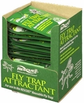 (18 DISPLAY BOX) Rescue - Reusable Fly Trap Non-Toxic Attractant Refill, FTA-DB18