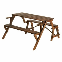 Convertible Picnic Table 14649