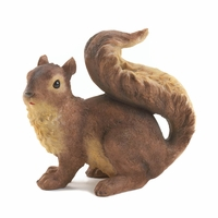 Curious Squirrel Garden Statue 10016955