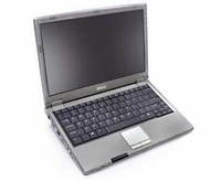 Dell Latitude D400 Centrino/PM 1.3GHz Laptop Computer, Reconditioned/Refurbished