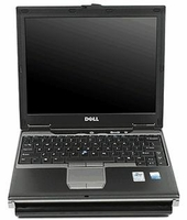 Dell Latitude D410 Centrino/PM 1.86-2.0GHz Laptop Computer, Reconditioned/Refurbished