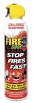 Fire Gone AFFF Fire Extinguisher, 16 ounces