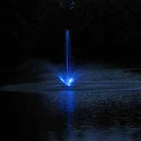 Fountain Tech Big Display Floating Fountain Color Changing Light Kit FFLEDBRY