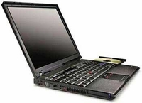 IBM Thinkpad T40 Centrino/PM 1.86GHz Laptop, Reconditioned/Refurbished