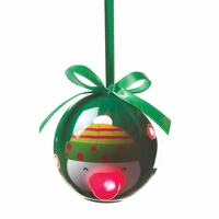 Light Up Snowman Ornament 10016082