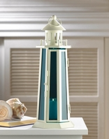 Lighthouse Candle Lantern 10016067