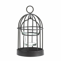 Mini-Birdcage Candleholder, 7 inches 10015368