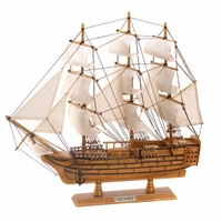 "Model Warship ""HMS Victory"" D1296"