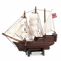 Small Mayflower Ship Model 14750