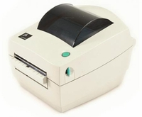 Zebra Direct Thermal Bar Code Label Printer LP 2844, Refurbished / Reconditioned