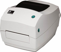 Zebra Direct Thermal Bar Code Label Printer TLP 2844, Refurbished / Reconditioned