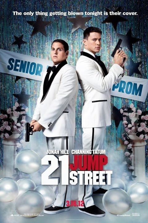 21 jump street mini 11x17 movie poster jonah hill channing tatum