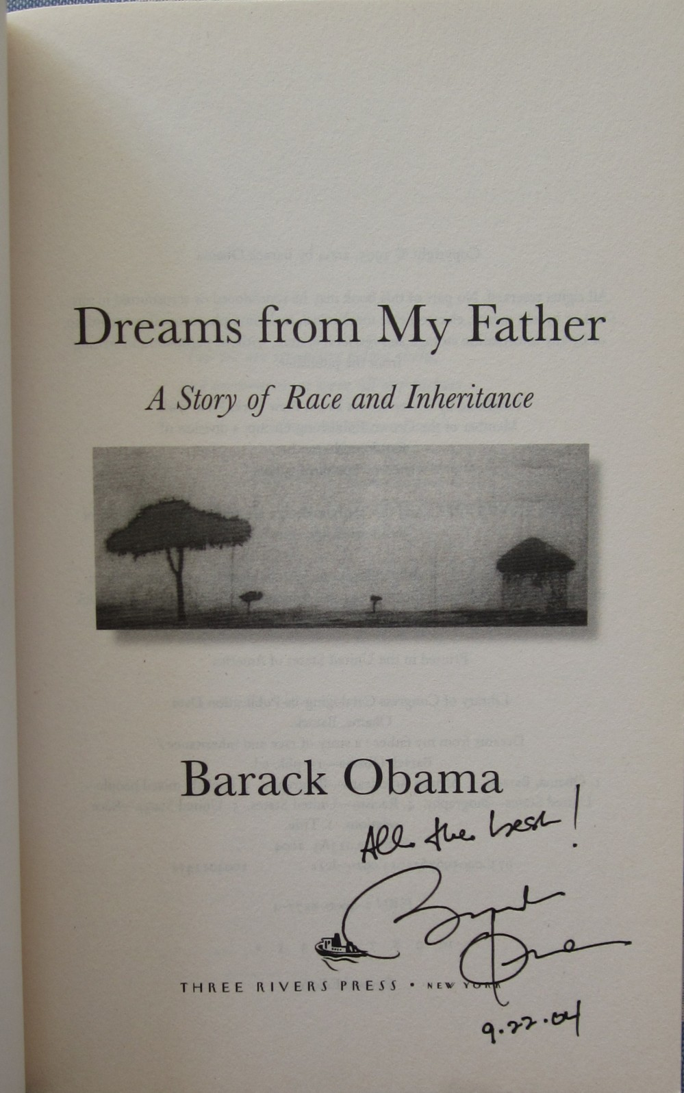 obama dreams of my father essay Free essay: what is my identity dreams from my father archives barack  obama's journey, and struggles, to find his identity obama quickly.