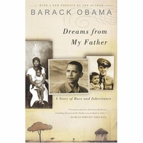 Barack Obama autographed Dreams From My Father book dated 9-22-04 inscribed All the best!