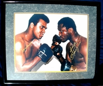 Boxing Autographs